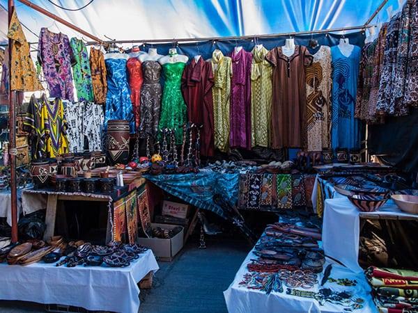 Curio Market Harare