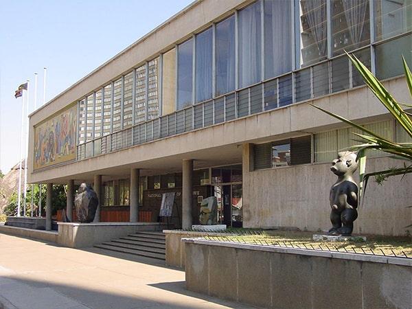 National Art Gallery Zimbabwe