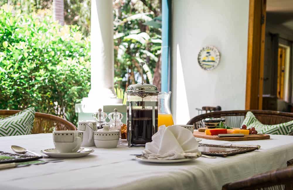 York Lodge Breakfast