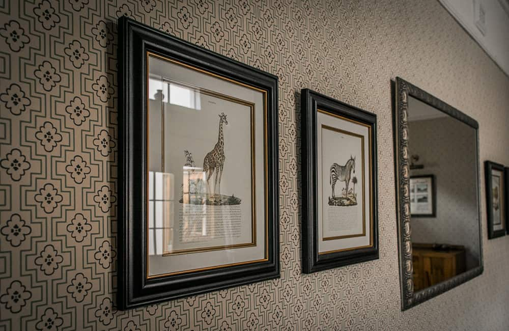 York Lodge Interior Wall Art